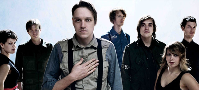 arcadefire1 Arcade Fire to lecture UT journalism students