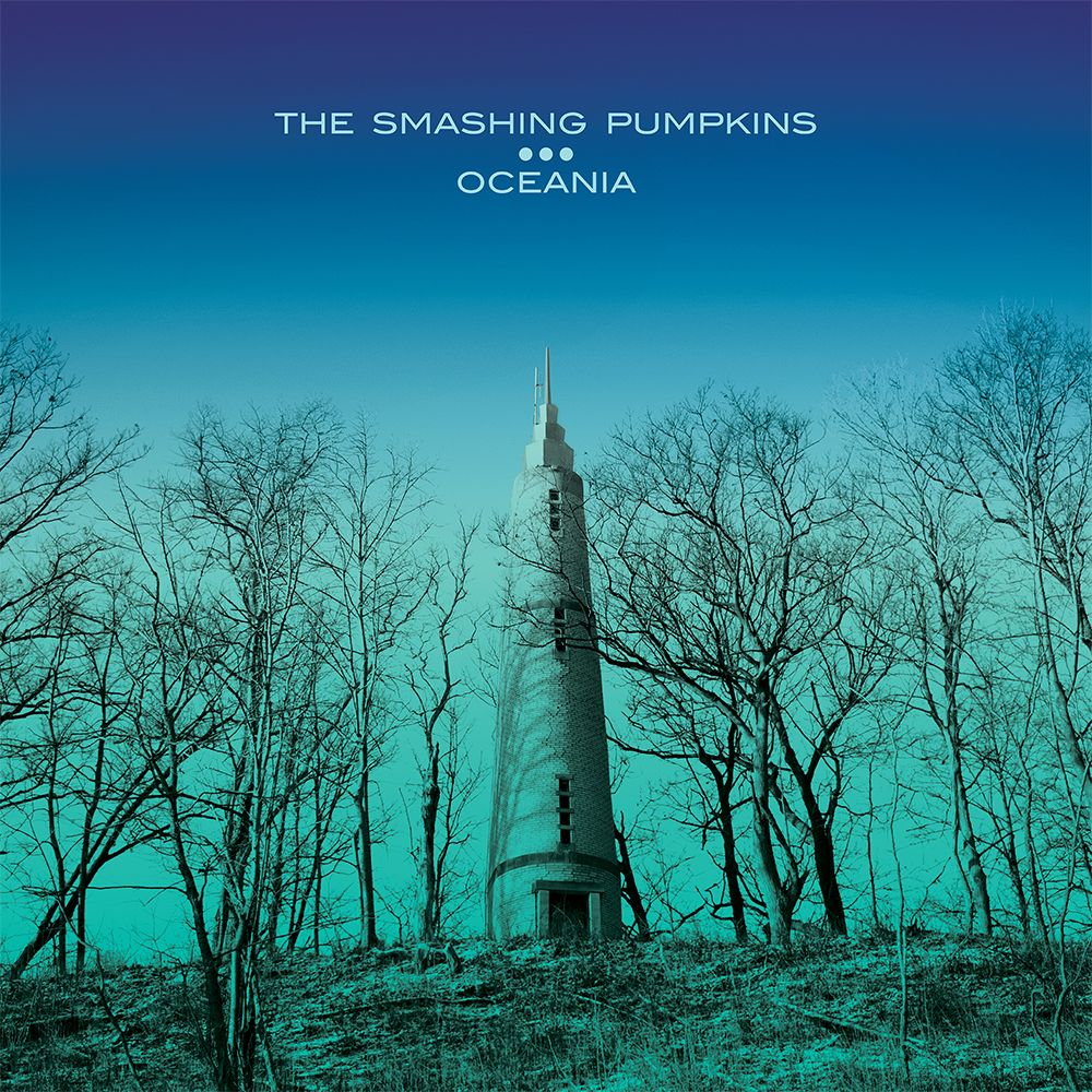 3731 Stream + Win: Smashing Pumpkins Oceania CD Giveaway