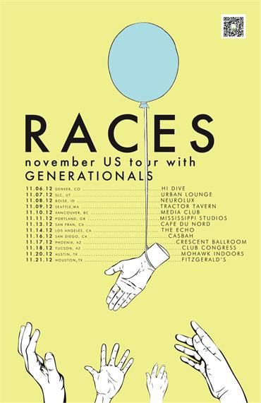 races 2012 flyer final.175602 Because the tour poster is so completely frame worthy