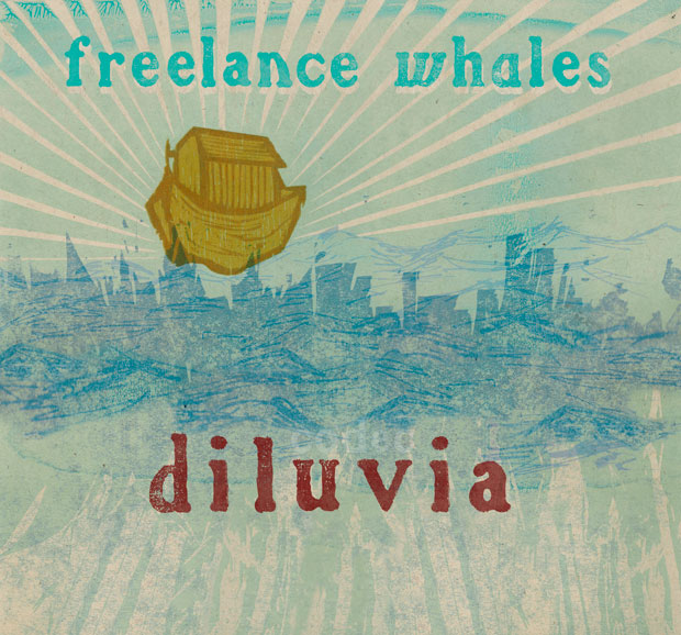 Freelance Whales Diluvia Diluvia by Freelance Whales