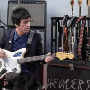 Fender announces Johnny Marr Signature Jaguar