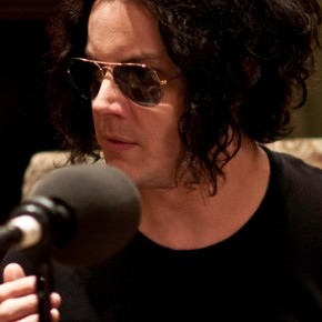 In case you missed it: Jack White on the making of 'Blunderbuss'