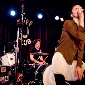 While you were sleeping: Polica played Jimmy Fallon
