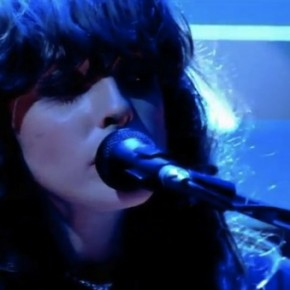 While you were sleeping: Beach House played Jools Holland