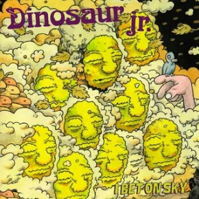 New from Dinosaur Jr: 'Watch the Corners'