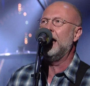 While you were sleeping: Bob Mould played Letterman