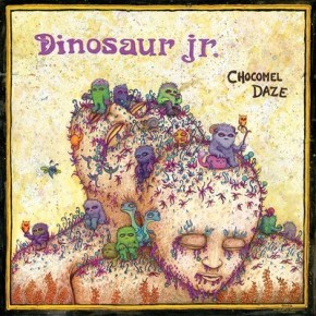 Dinosaur Jr. announce 'Chocomel Daze (Live 1987)' LP
