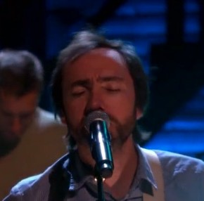 While you were sleeping: The Shins played Conan