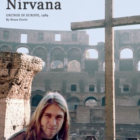 Unseen Nirvana photos surface in new eBook, 'Experiencing Nirvana...'