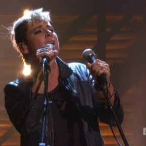 While you were sleeping: Cat Power played Conan