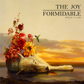 The Joy Formidable announce Wolf's Law' pre-sale, debut artwork