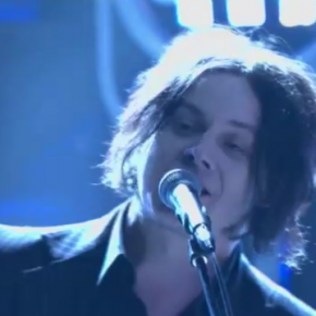 While you were sleeping: Jack White played Conan
