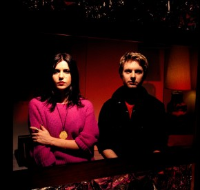 Blood Red Shoes debut 'Water' EP